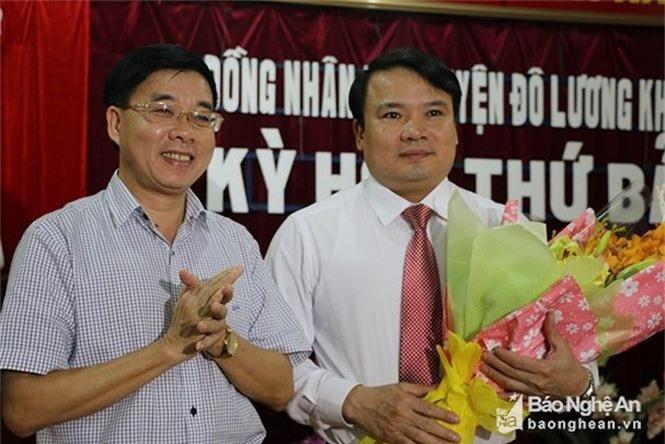Nhân sự mới Nghệ An, Hà Tĩnh, Phú Yên, Hà Giang - ảnh 3