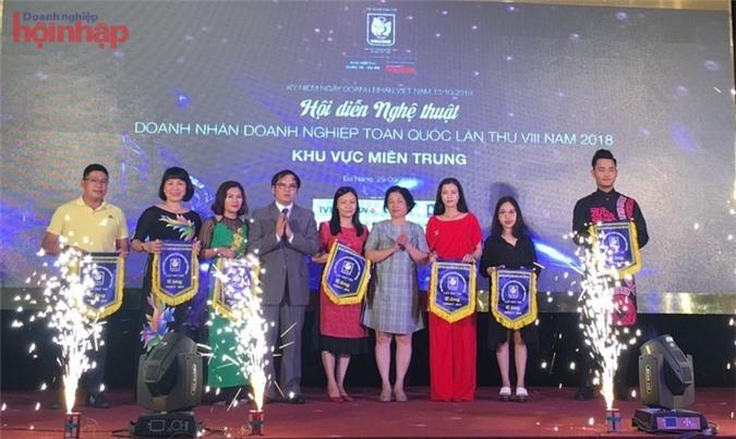 """Hội diễn nghệ thuật """"Doanh nhân - Doanh nghiệp toàn quốc"""" lần thứ VIII chào mừng ngày Doanh nhân Việt Nam"""
