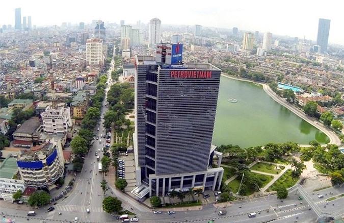 Quyết định kiểm toán Tập đoàn Dầu khí Việt Nam niên độ tài chính năm 2017