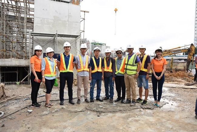 Dự án Marina Tower: Có sự cố nhưng chủ đầu tư đã khắc phục xong
