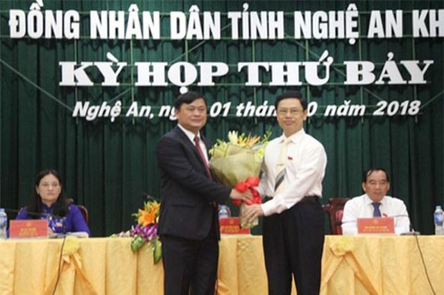 Thủ tướng phê chuẩn tân Chủ tịch 42 tuổi của tỉnh Nghệ An