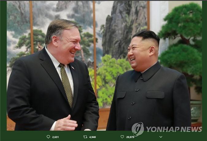 Triều Tiên mời Mỹ tới xác nhận việc phá dỡ bãi thử hạt nhân