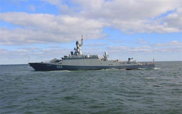 Chiến trường Syria hạ nhiệt, tàu chiến Nga tạm rút về nhà