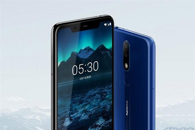 Nokia 5.1 Plus chuẩn bị lên kệ tại Việt Nam