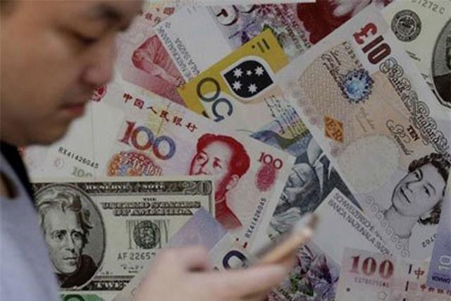 Tỷ giá ngoại tệ ngày 9/10: Trung Quốc thủ thế, USD tăng vọt