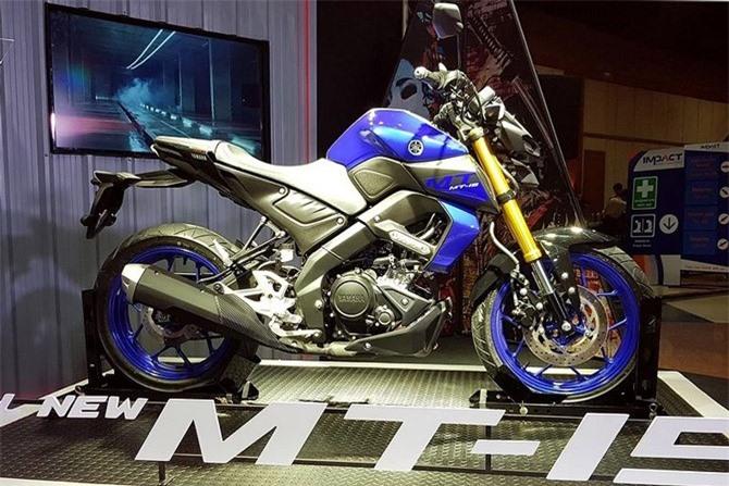 Clip: Cận cảnh Yamaha TFX 150 2019 vừa ra mắt