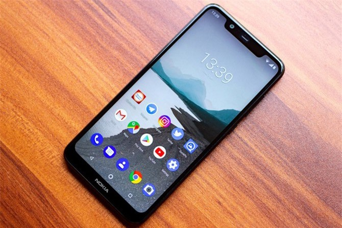 Chốt giá bán Nokia 5.1 Plus tại Việt Nam