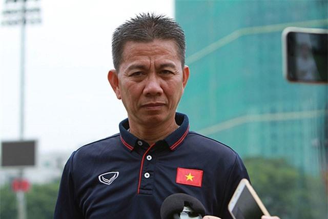 HLV Hoàng Anh Tuấn làm điều hiếm thấy tại VCK U19 châu Á