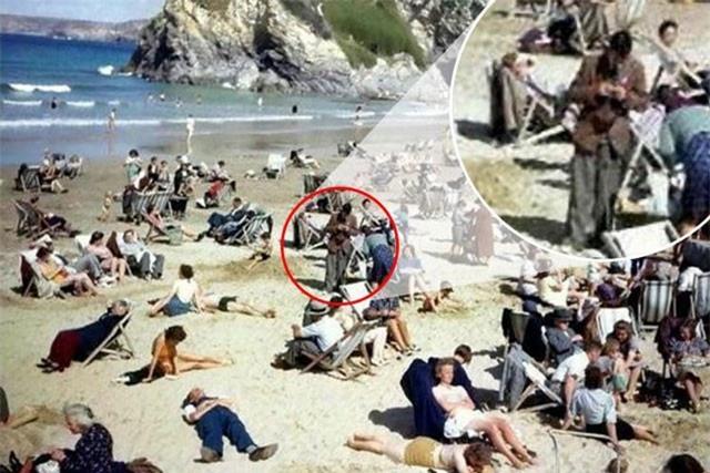 Người đàn ông bị nghi 'xuyên không' về năm 1943