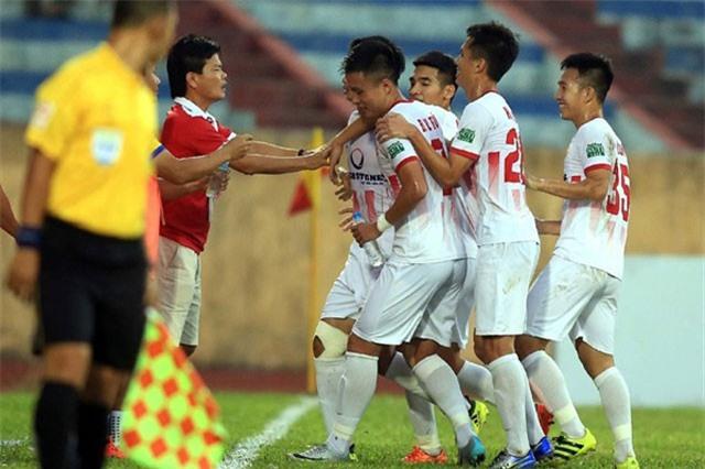 VPF chọn sân Vinh tổ chức trận Play-off 2018