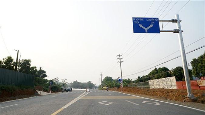 'Bay' trên con đường gần 3.000 tỷ nối liền Hà Nội - Hòa Bình - ảnh 7