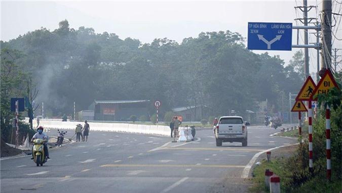 'Bay' trên con đường gần 3.000 tỷ nối liền Hà Nội - Hòa Bình - ảnh 9