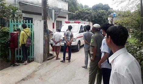 Hiện trường người mẹ giết hại hai con ruột ở Kiên Giang.