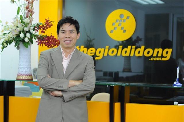 Ông chủ Thế Giới Di Động - Nguyễn Đức Tài