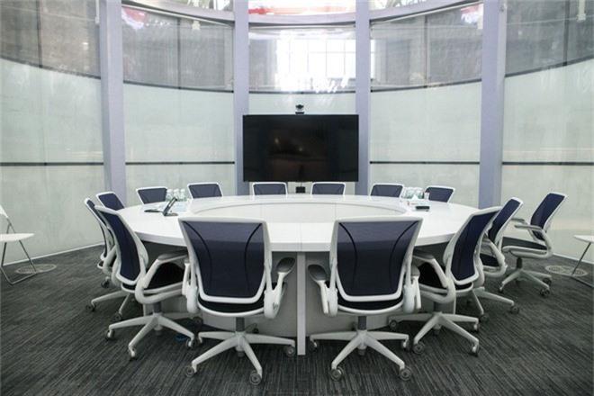 Một phòng họp trong trụ sở công ty.
