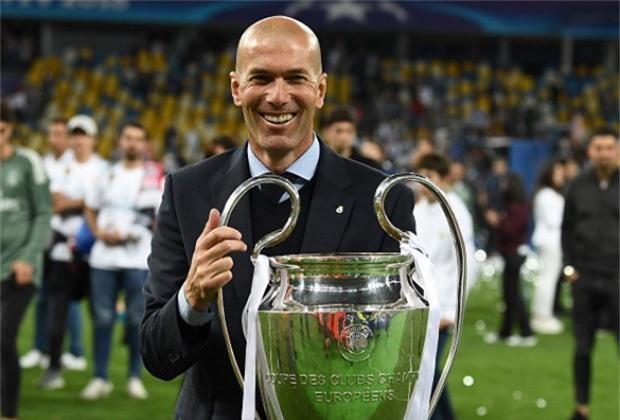 HLV Zidane muốn nghỉ ngơi sau chuỗi ngày làm việc căng thẳng