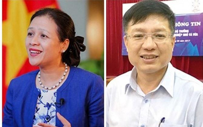 Bà Nguyễn Phương Nga được bổ nhiệm lại làm Thứ trưởng Ngoại giao