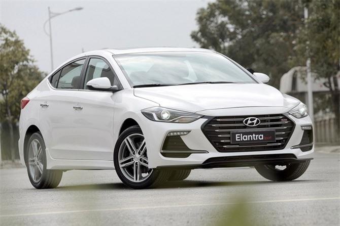 Cập nhật bảng giá xe Hyundai tháng 10/2018