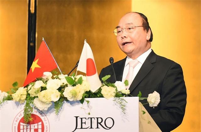 Thủ tướng dự Hội nghị xúc tiến đầu tư Việt Nam tại Nhật Bản