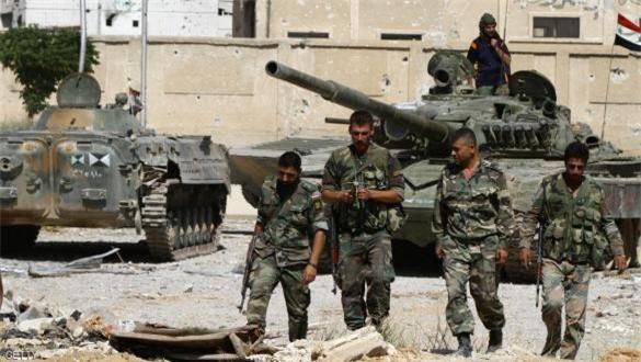 Quân đội Syria đã ra tối hậu thư yêu cầu khủng bố rút khỏi Tây Aleppo