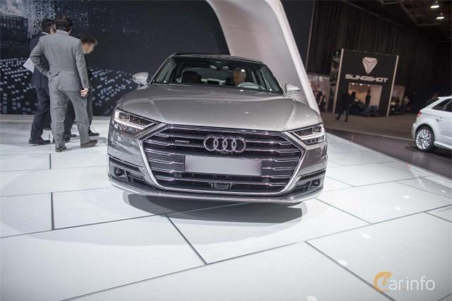 'Soi' sedan hạng sang Audi A8 L 3.0 TFSI quattro tiptronic giá gần 7 tỷ đồng