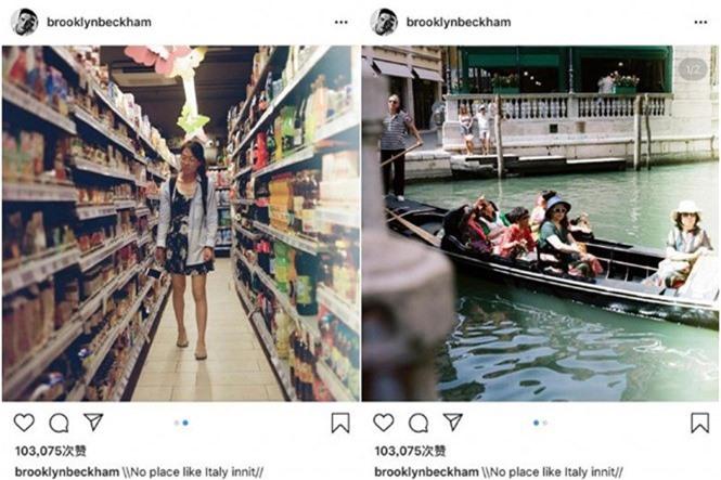 Con trai cả của cựu danh thủ David Beckham đang lao đao trước hàng loạt lời chỉ trích sau khi anh đăng tải hai hình ảnh trên Instagram /// ẢNH: SHUTTERSTOCK