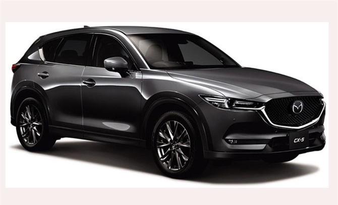Mazda CX-5 2019 dùng động cơ tăng áp 2.5L, giá hơn 22.000 USD