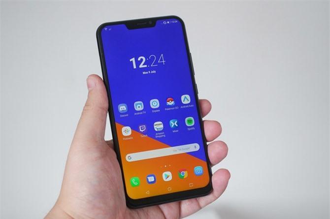 Bảng giá điện thoại Asus, Motorola tháng 10/2018: Giảm giá mạnh