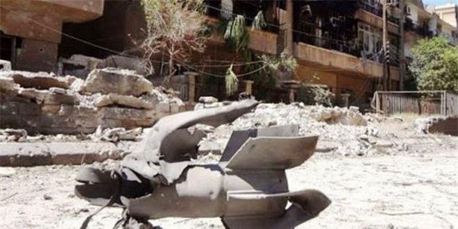 Khủng bố Syria đang bắn phá bừa bãi vào