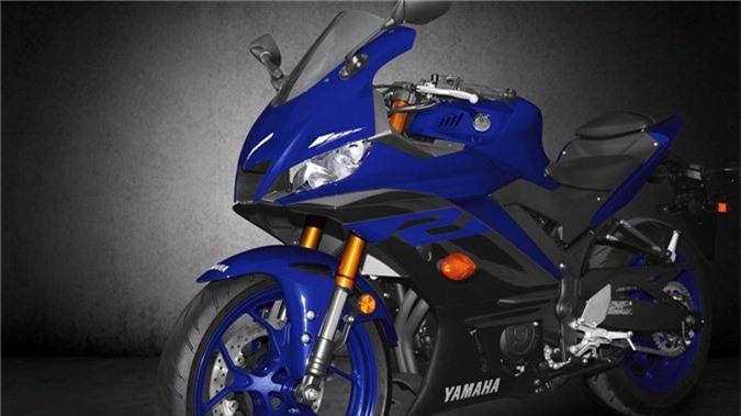 Yamaha YZF-R3 2019 so huu kieu dang moi, cai tien dong co hinh anh 6