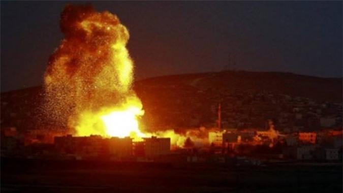 Nổ lớn xảy ra ở quân doanh của quân đội Syria tại