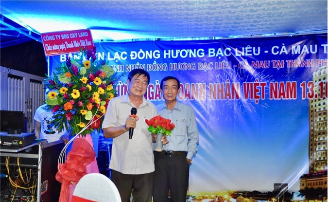 CLB Doanh Nhân Đồng Hương Bạc Liêu - Cà Mau Tại TP. HCM: Họp Mặt Ngày Doanh Nhân Việt Nam
