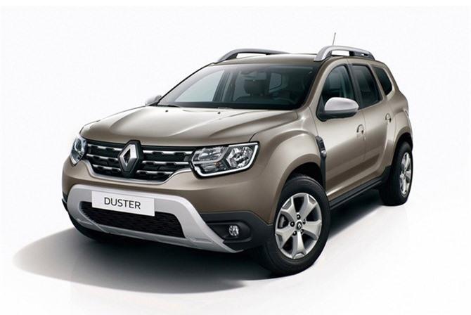 8. Renault Duster (doanh số: 31.714 chiếc).
