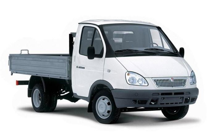 9. GAZ Gazelle (doanh số: 31.3434 chiếc).