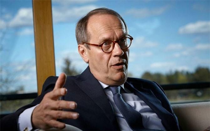 Chủ tịch Nokia nhắc lại 'nỗi đau' sụp đổ doanh nghiệp