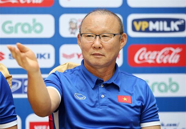 HLV Park Hang-seo sợ điều gì nhất tại AFF Cup 2018?