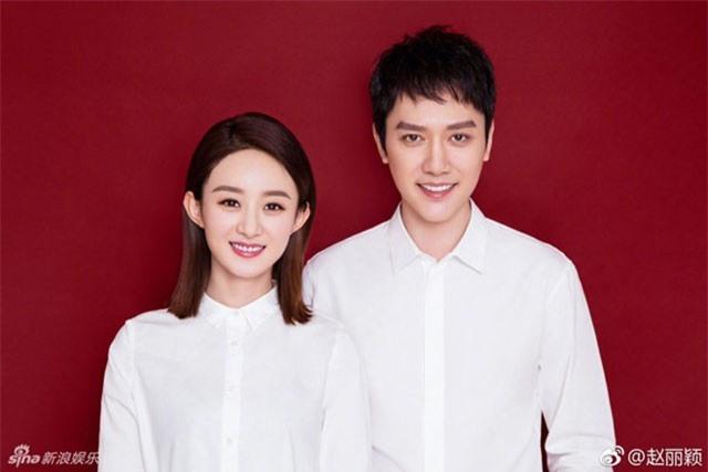 SỐC: Triệu Lệ Dĩnh và Phùng Thiệu Phong xác nhận đã đăng ký kết hôn