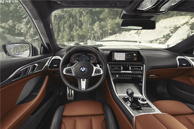 BMW 8-Series ra mat - coupe lich lam manh 523 ma luc hinh anh 9