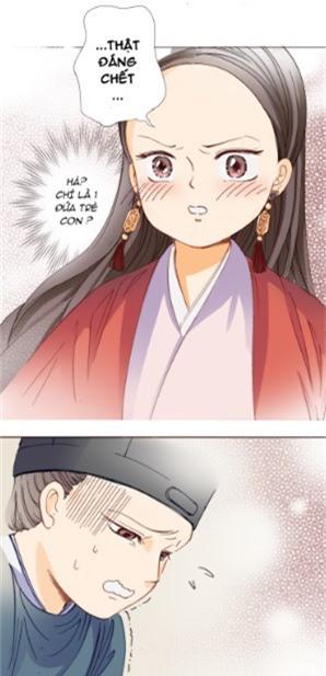 Mối tình Lý Chiêu Hoàng và Trần Cảnh lên truyện tranh - ảnh 2