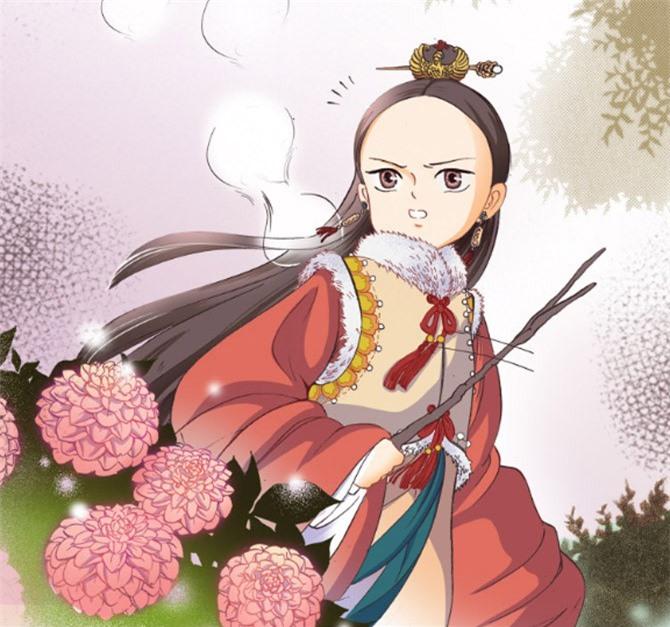 Mối tình Lý Chiêu Hoàng và Trần Cảnh lên truyện tranh