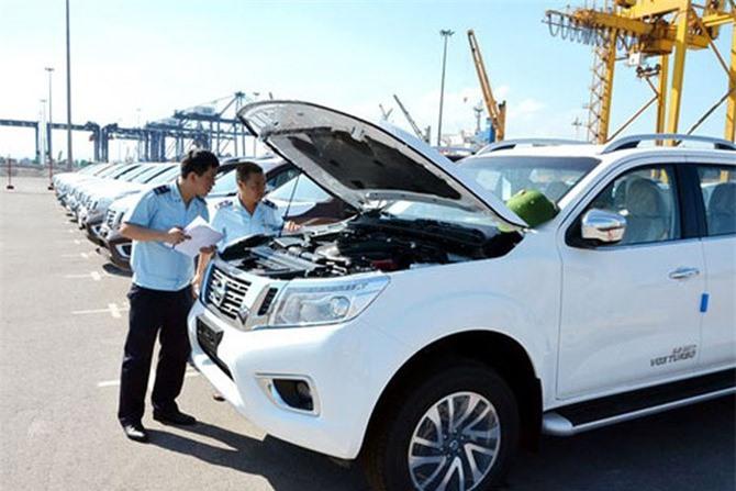 Việt Nam chi hơn 1 tỷ USD nhập khẩu ôtô trong năm 2018