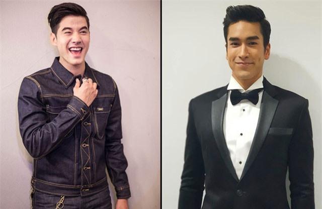 10 nam nghệ sĩ quyến rũ nhất Thái Lan: Toàn cực phẩm