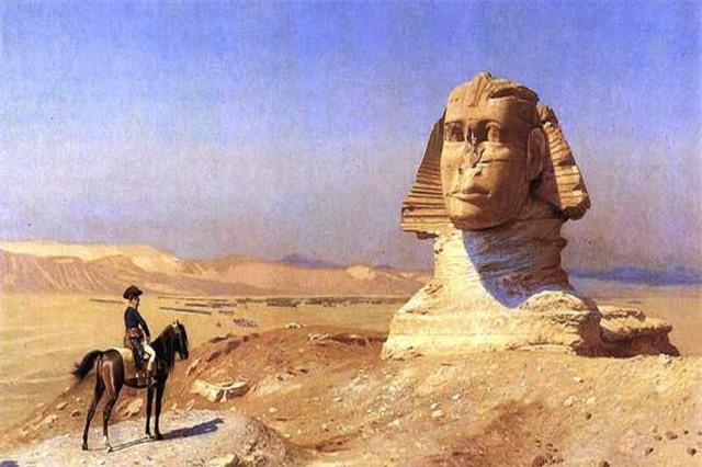 """Napoleon bị """"ma ám"""" khi qua đêm trong kim tự tháp Ai Cập?"""