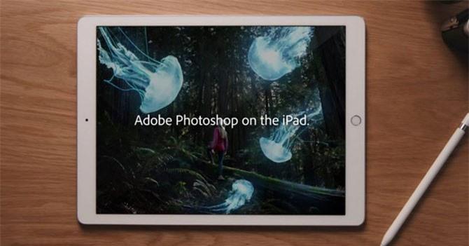 Sắp có phiên bản Photoshop đầy đủ tính năng đầu tiên trên iPad sau hơn 30 năm