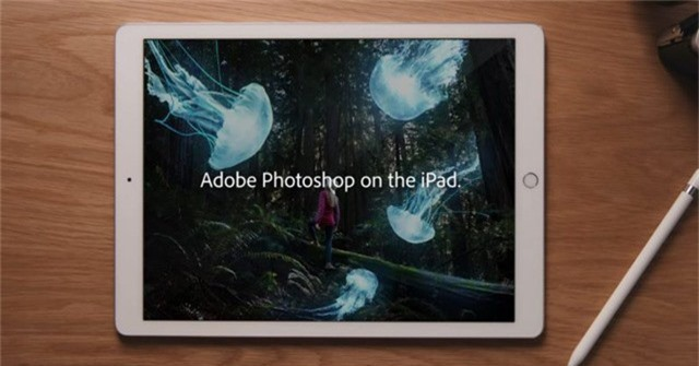 Sau hơn 30 năm kể từ phiên bản Photoshop đầu tiên, giờ đây đã có một bản chính thức trên các dòng máy iPad.
