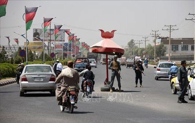 Nổ súng sau họp an ninh ở Afghanistan, Tư lệnh quân đội Mỹ bị thương
