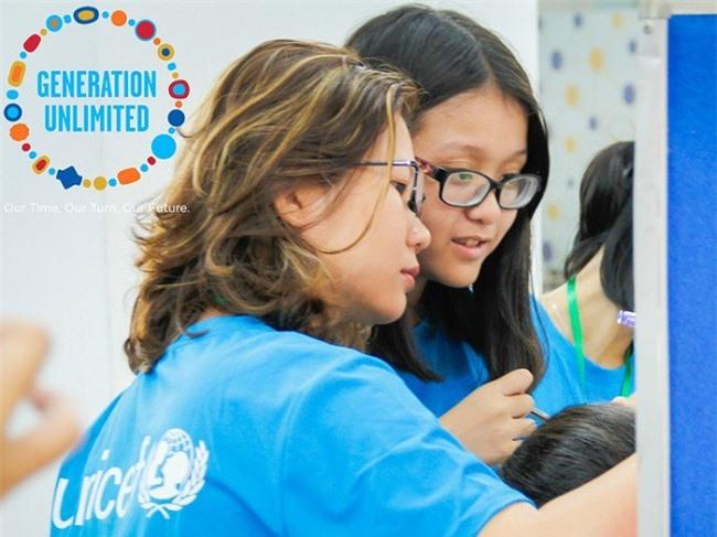 Quỹ Nhi đồng LHQ phát động cuộc thi Thách thức Thanh niên