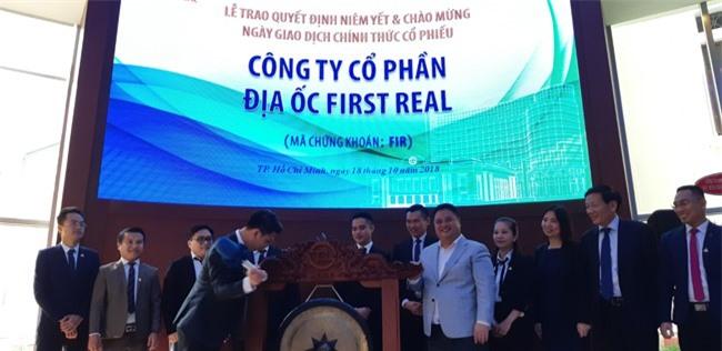 Công ty môi giới First Real tại Đà Nẵng chính thức bước chân lên sàn HOSE vào ngày 18-10 (ảnh MH).
