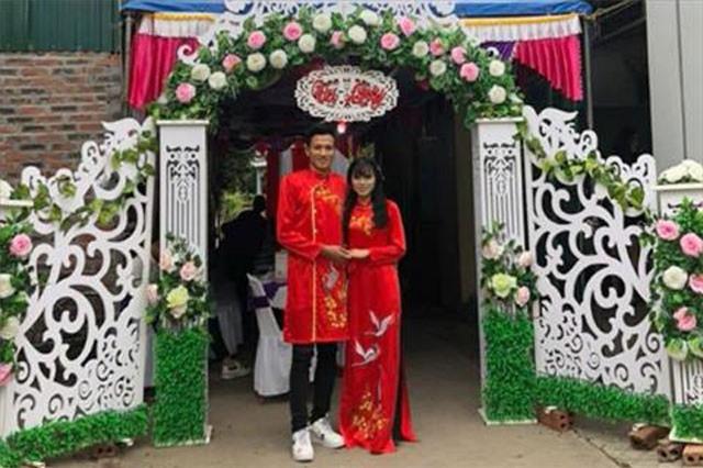 Nữ tuyển thủ Phạm Hoàng Quỳnh chuẩn bị kết hôn với tiền vệ Hồ Ngọc Thắng