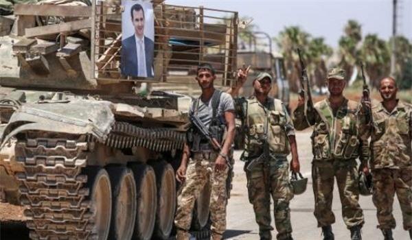 Khủng bố ngoan cố, quân đội Syria báo động ở Hama và Idlib